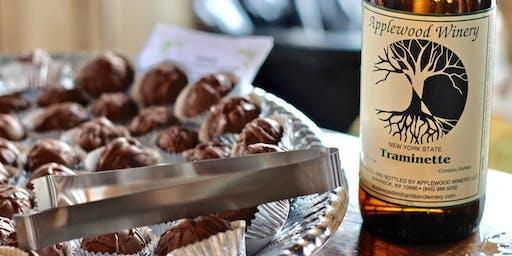 Applewood Wine and Chocolate Pairing