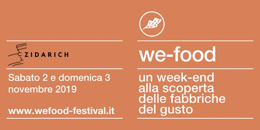 We-Food 2019 @ Zidarich
