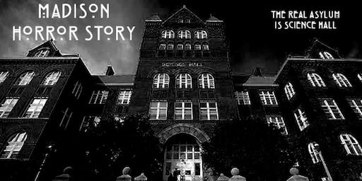 2019 Fright Night at Science Hall: A Fact & Fiction Tour