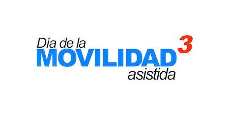 Dia De La Movilidad Asistida 3 tickets