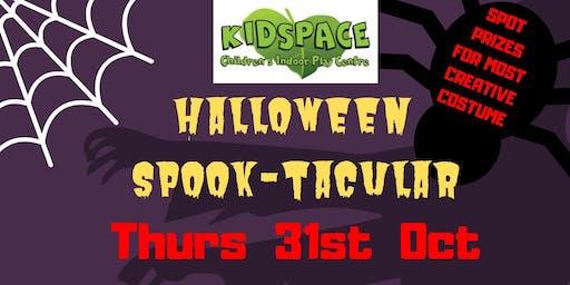 Kidspace Rathcoole Halloween Spook-tacular