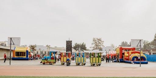 Belmont Fall Festival: FREE Harvest Carnival