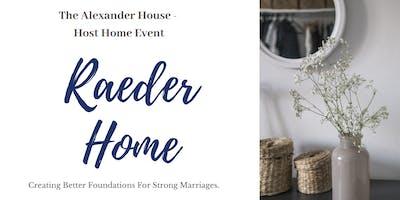 Raeder Host Home