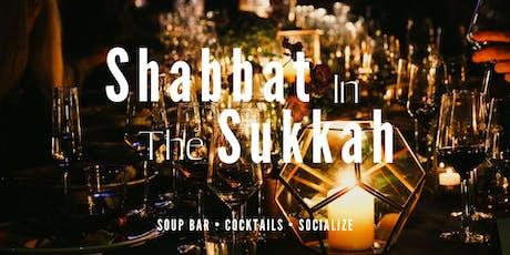 Shabbat in the Sukkah tickets