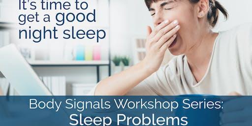 Sleep Better Tonight