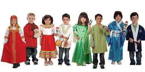 Around The World Costume Extravaganza