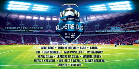 ALL-STAR DJS CHARITY FOOTBALL GAME tickets