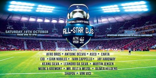 ALL-STAR DJS CHARITY FOOTBALL GAME