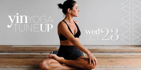 Yin Yoga Tune Up tickets