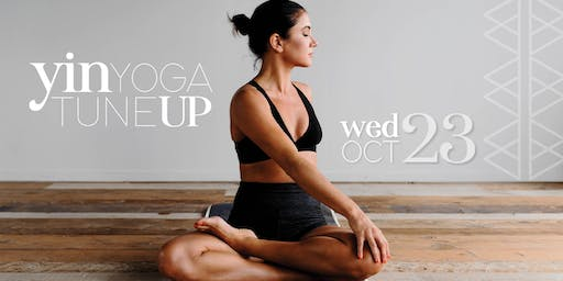 Yin Yoga Tune Up