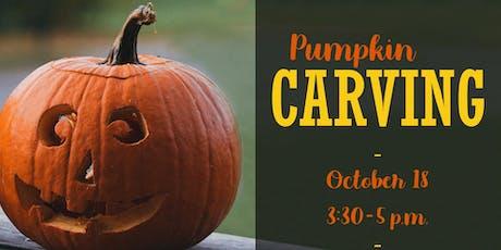 UMSL Global Pumpkin Carving tickets