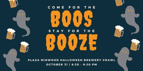 Plaza Midwood Brewery Crawl tickets