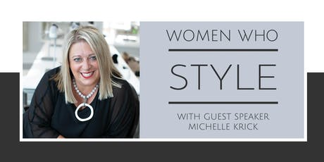 Women Who Style tickets