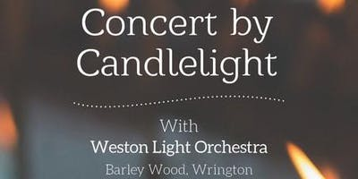 Concert By Candlelight with the Weston Light Orchestra