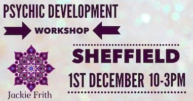 Psychic Development Workshop Sheffield