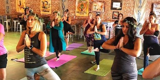 Goddess Yoga @ Mother Earth