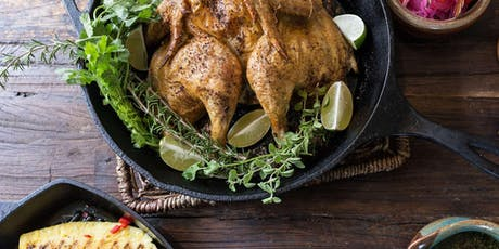 Mexico City Roast Chicken Feast - Cooking Class by Cozymeal™ tickets