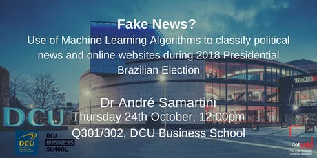 Fake News? Using Machine Learning Algorithms to Predict Fake News tickets