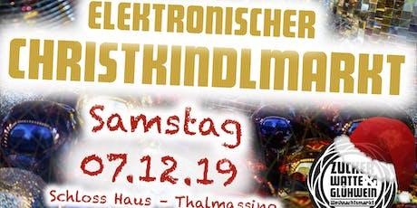 ZuP Elektronischer Christkindlmarkt Tickets