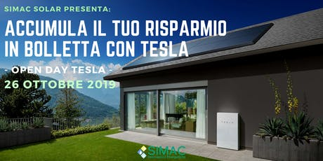 Accumula il Tuo Risparmio in Bolletta con Tesla biglietti