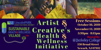 Artist & Creative's Health & Wellness Initiative