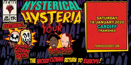 Insane Clown Posse (Tramshed, Cardiff) tickets