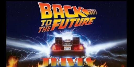Back To The Future Trivia Night
