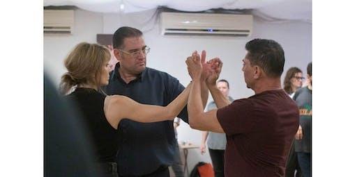 Intro to Tango Class Mondays (2019-10-21 starts at 6:30 PM)