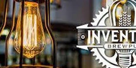Yoga and Beer at Inventors Brewpub tickets