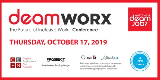deamWORX Conference: The Future of Inclusive work