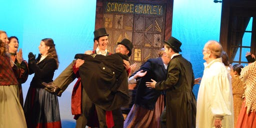 Scrooge: The Musical