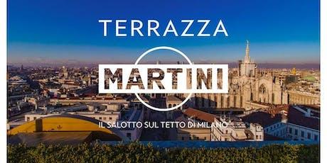 TERRAZZA MARTINI - Rooftop Party con DJ Set biglietti
