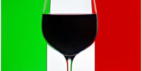 Italian Wine Tasting Journey - presented by Passione Vino @ Batonnage tickets