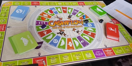 Cashflow - Get out of the Rat Race