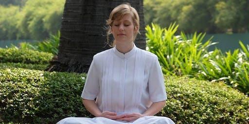 """Presentazione Nuovo Corso di """"Introduzione alla Meditazione"""" 1°Anno 2019/20"""