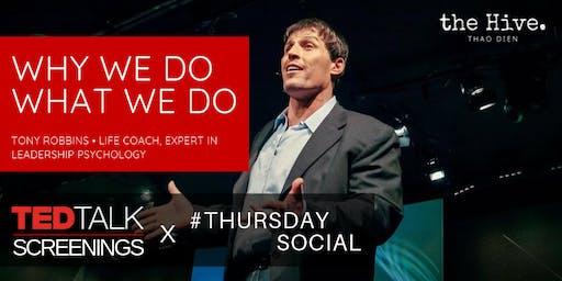 TED Talk Screening x Thursday Social