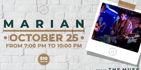 The Muse present Marian tickets