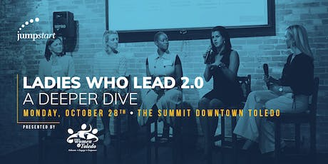 Ladies Who Lead 2.0: A Deeper Dive tickets