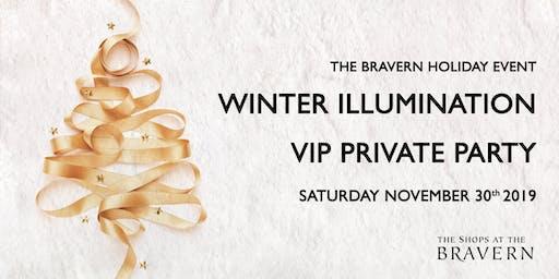 The Bravern Winter Illumination Holiday VIP Party