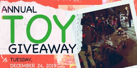 Annual Christmas Eve Experience & Toy Giveaway @ Harvest Church tickets
