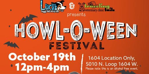 Howl-O-Ween Festival
