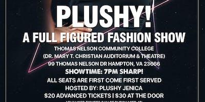 PLUSHY! A FULL FIGURED FASHION SHOW