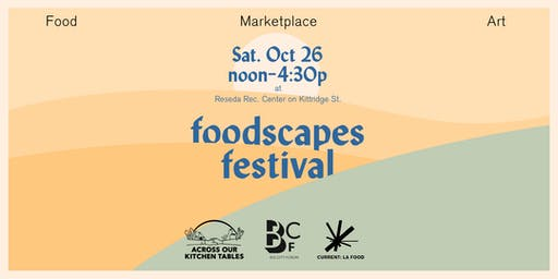 foodscapes festival