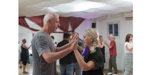 Intro to Tango on Saturdays (2019-10-26 starts at 4:00 PM)