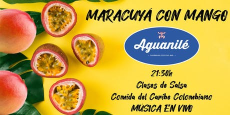 Clases salsa gratuitas Aguanilé! https://www.facebook.com/events/2492090931064042/ entradas