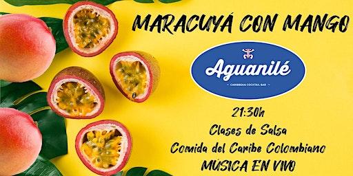 Clases salsa gratuitas Aguanilé! https://www.facebook.com/events/2492090931064042/