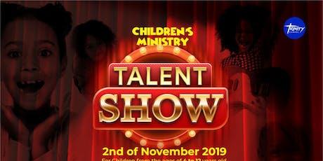 JC Talent Show tickets