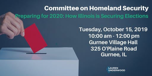Preparing for 2020: How Illinois is Securing Elections