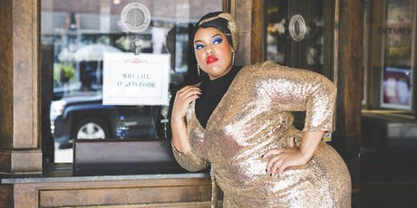 Fat, Black and Muslim: Conversations with Leah V  tickets