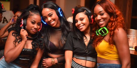 "Urban Fêtes presents: SILENT ""R&B vs TRAP"" PARTY DETROIT  tickets"